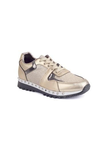 Tripy Sneakers Altın